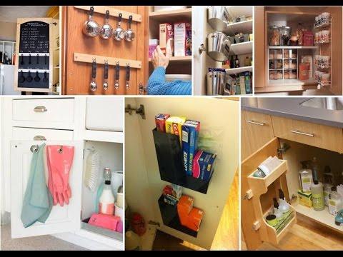 Идеи для кухни Организация хранения на кухне