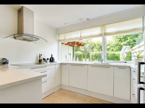 Дизайн Кухни без Навесных Шкафов - 2018 / Kitchen Design without Hinged Cabinets