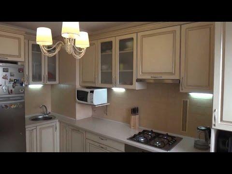 Ремонт кухни 10 кв.м. Кухня в панельном доме. Дизайн и мебель для кухни. До и после