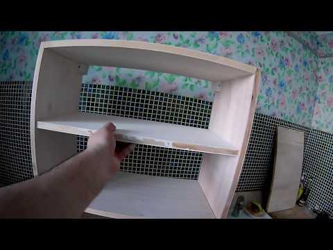 Кухня своими руками. Массив дерева.(сосна) Кухня из мебельного щита. Шкафы кухни..Часть№1