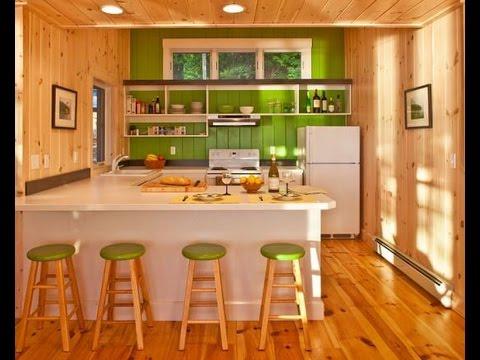 Дизайн стен на кухне. Как оформить стены на кухне