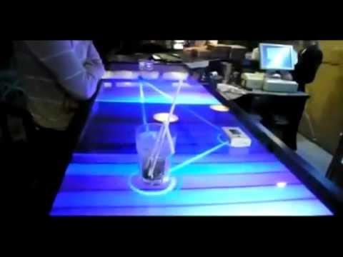 Интерактивная барная стойка I-Bar