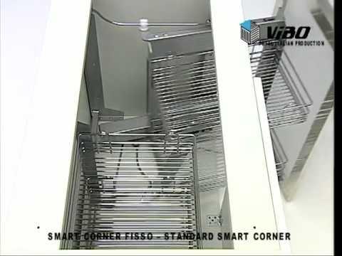 Vibo - Монтаж волшебного уголка Smart Corner