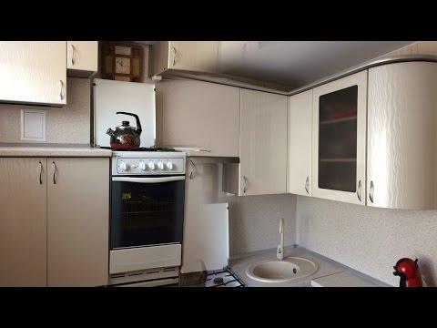 Кухня в хрущевке 5 метров с газовым котлом и стиральной машиной