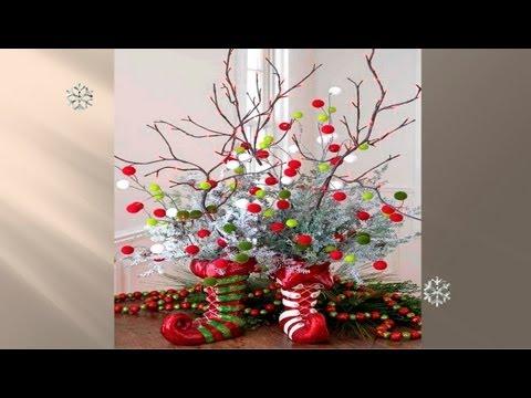 Лучшие новогодние идеи Декор бонсай и веток new year