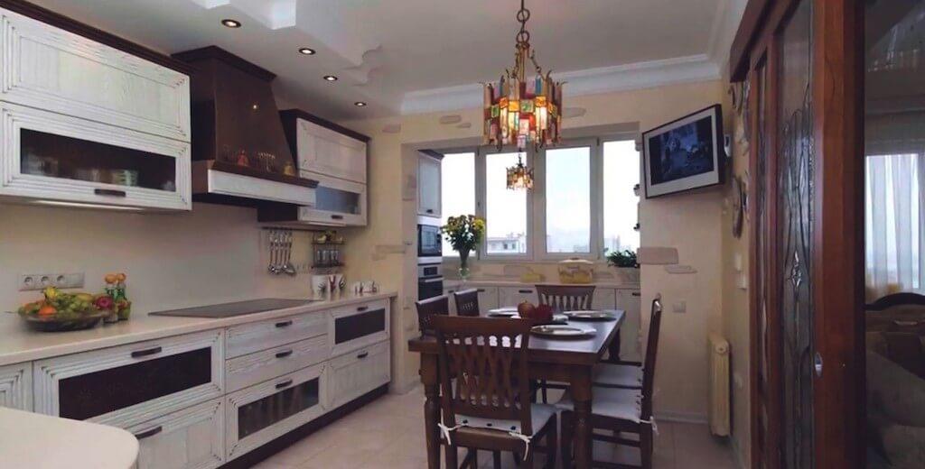Телевизор на кухню как правильно выбрать и установить