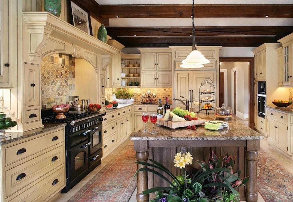 улице, кухни в загородном доме варианты фото смотреть появления такого