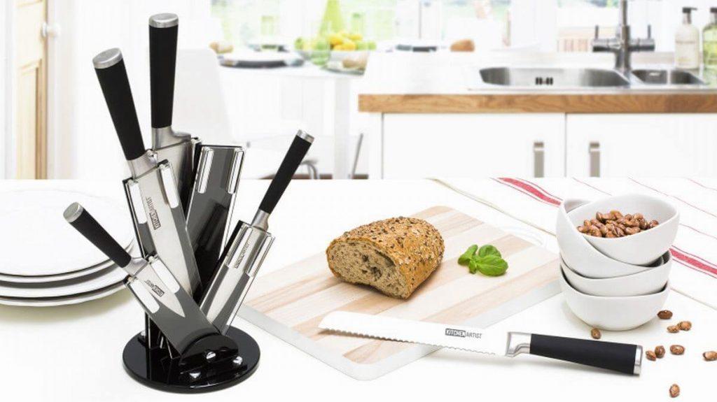 красивые кухонные ножи