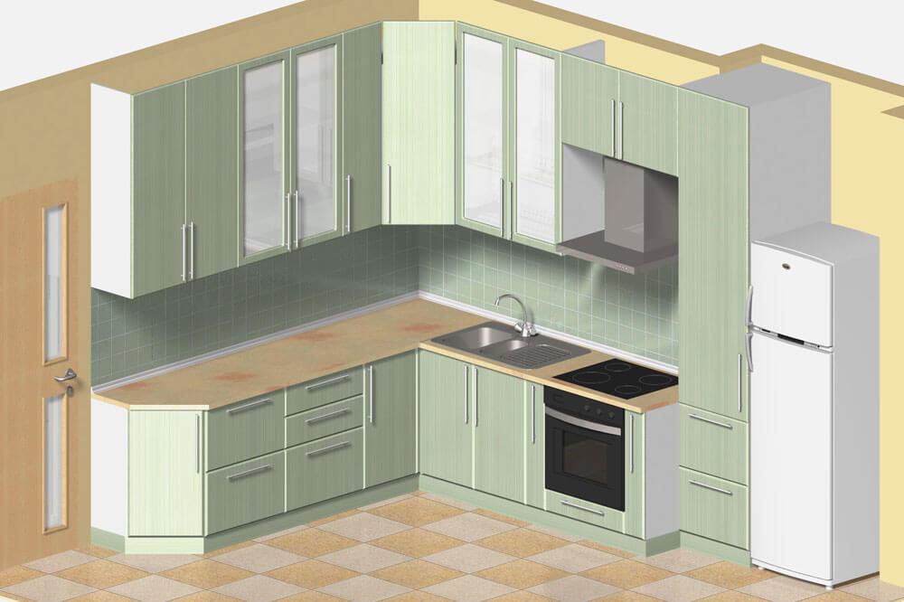 раковине кухни под углом картинки блок является