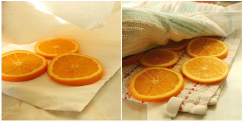 Цитрусовое настроение: как красиво засушить апельсин для декора и еды