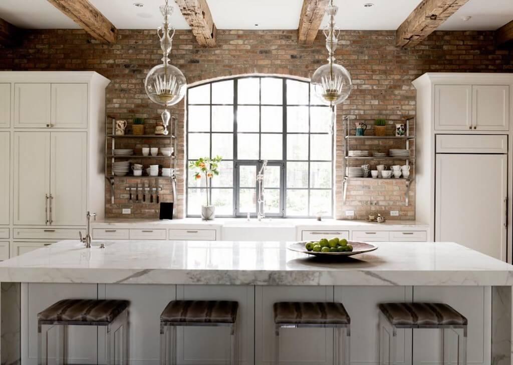 Все нюансы дизайна кухни в стиле лофт